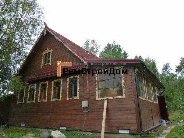 Уютный загородный дом Rg4916 - ruplansru
